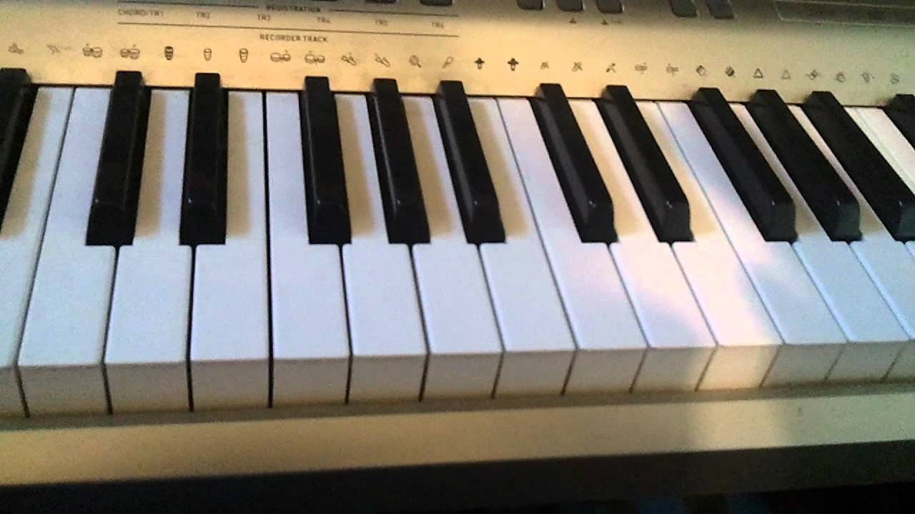 silent hill promise piano tutorial