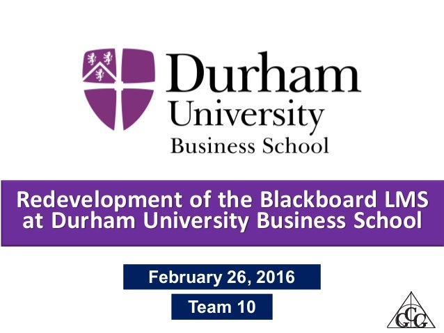 blackboard learning management system tutorial