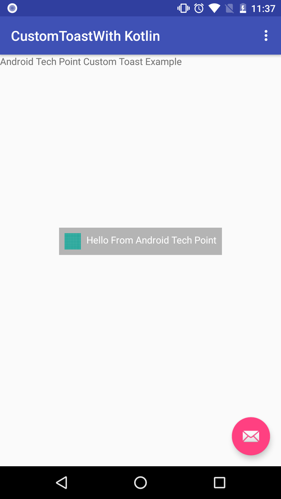 arraylist in android tutorial point