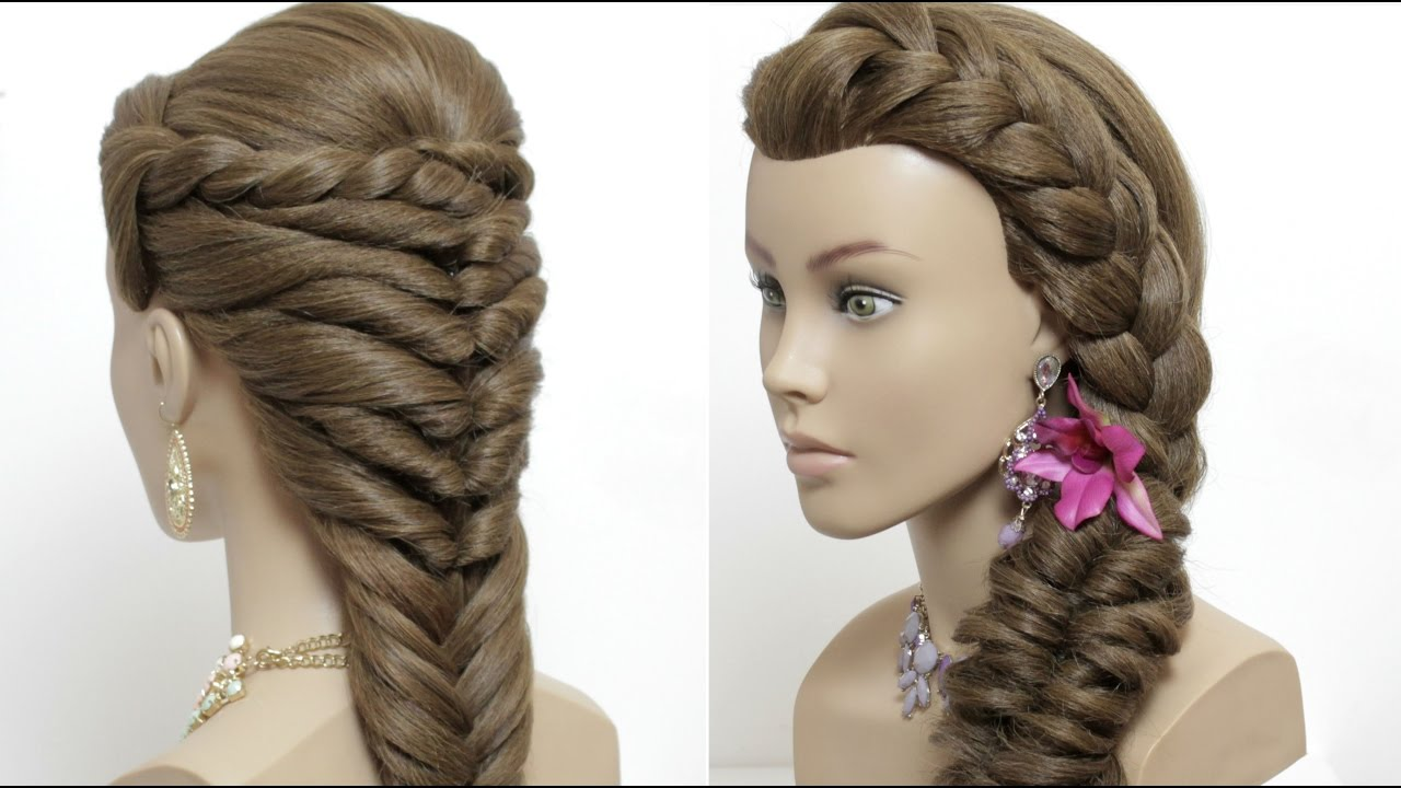 hairstyle tutorial for long hair